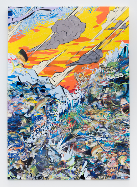 Borna Sammak, Not Yet Titled, 2016
