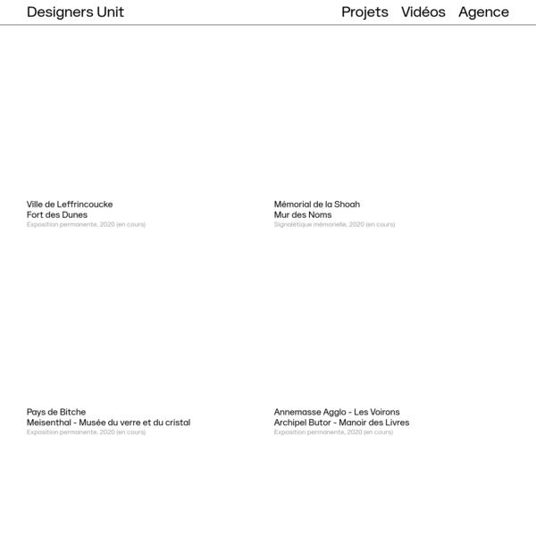 Designers Unit