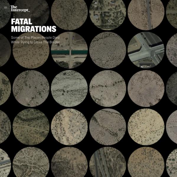 Fatal Migrations