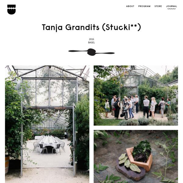 Tanja Grandits (Stucki**)