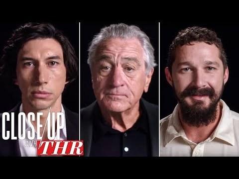 Actors Roundtable: Adam Driver, Shia LaBeouf, Robert De Niro, Tom Hanks, Jamie Foxx | Close Up
