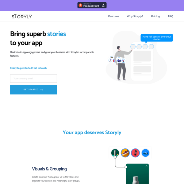 Storyly - Every app has a story to tell - Storyly