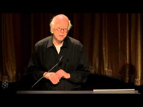 """4/22/16 Richard Sennett's talk will trace how intimate physical spaces emerged, historically; he will explore the relationship between the concepts """"inside"""" and """"subjective"""" and whether interior spaces and interiority are disappearing today, under the influence of social media."""
