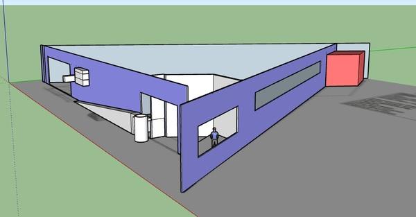 Boceto de Diseño Original - Preservación de la Ventana