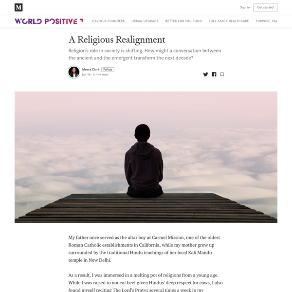A Religious Realignment