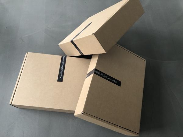 SEGMENT, packaging (2019)