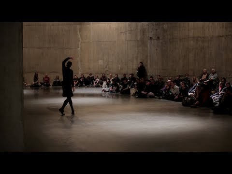 Performance Year Zero - Anthea Hamilton and Nina Beier   The Tanks