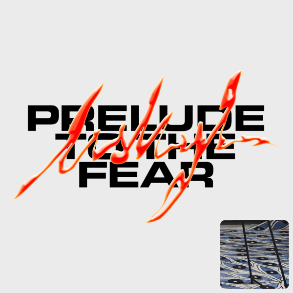 PRELUDE TO THE FEAR – Album cover by Pierre-Ange Aznar