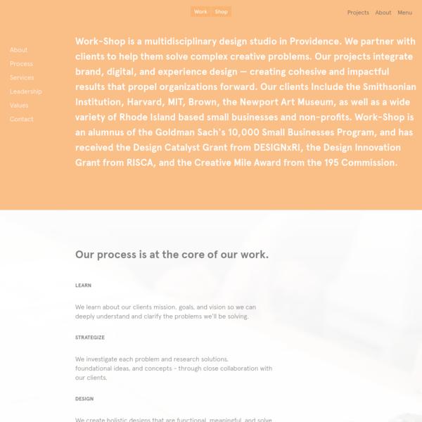 Work-Shop Design Studio