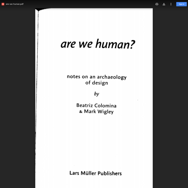 are-we-human.pdf