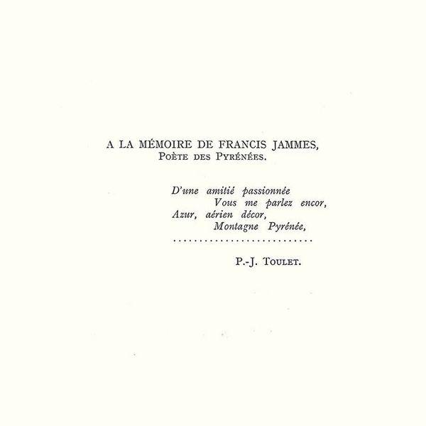 Introduction du livre Route des Pyrénées par Paul Guiton (années 1930)