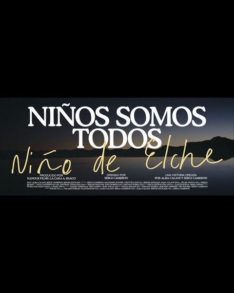 Graphic development for @ninos_somos_todos a film by @sergicameron together with the independent production company @nanouk_...