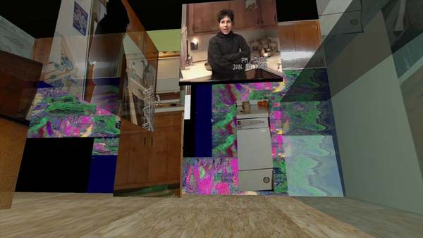 virtual environment walkthrough, 2015