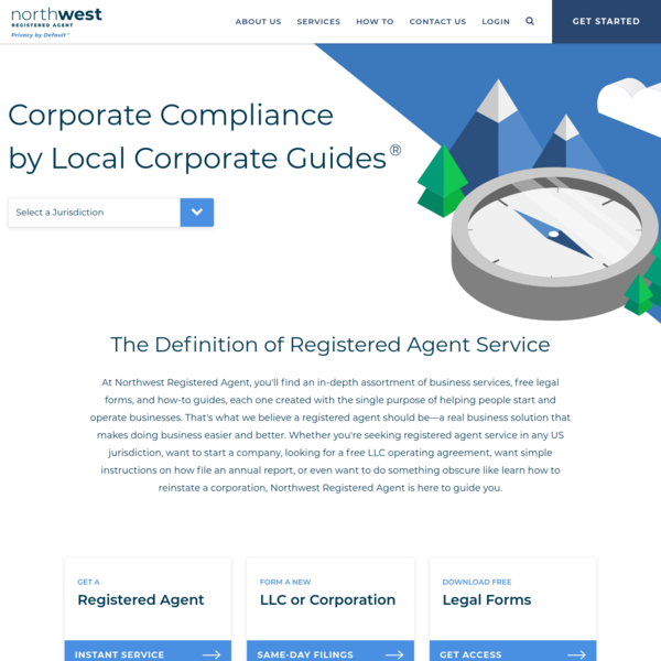 Registered Agent | Corporate Guides | NW Registered Agent