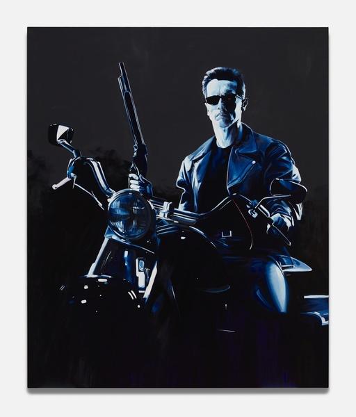Sam McKinniss, Terminator, 2018