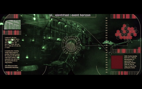 Event Horizon, 1997