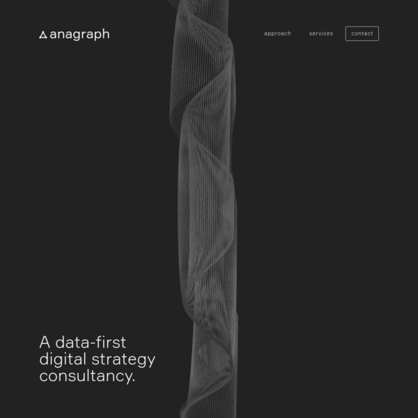 A strategy-first digital consultancy.