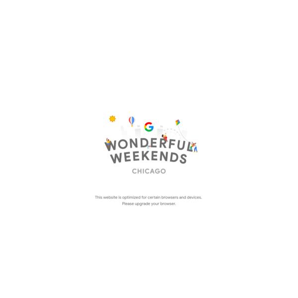 Wonderful Weekends | #withalittlehelp from Google