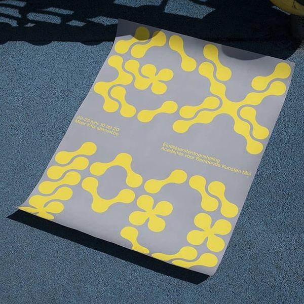 Poster design by @vrintskolsteren * type design in collaboration with @begia__ * #posterdesign #typedesign #graphicdesign #v...