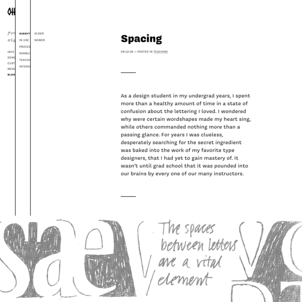 Spacing | OH no Type Company