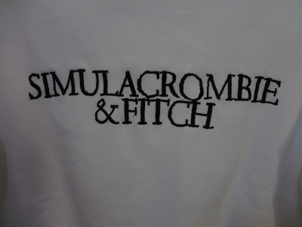 Simulacrombie and fitch