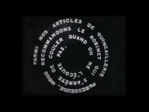 <i>Anemic Cinema</i>, 1925–6