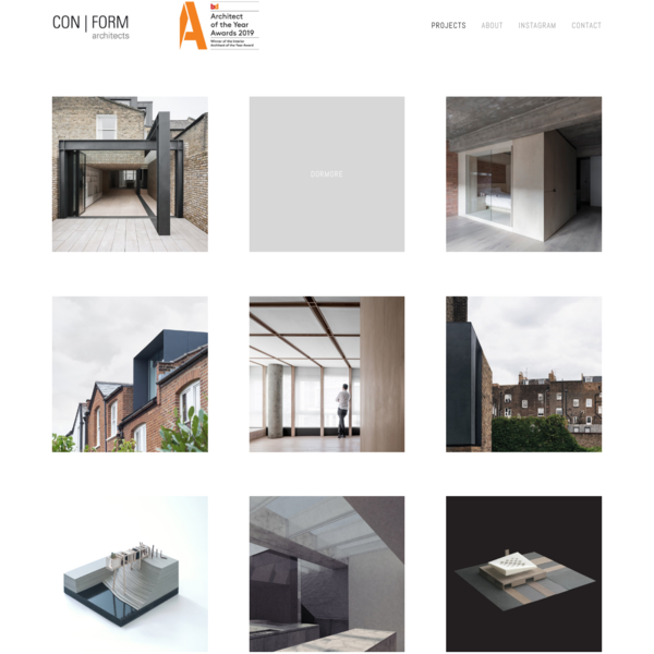 con | form architects - London Residential Architects