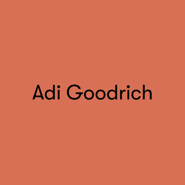 Adi Goodrich - Home