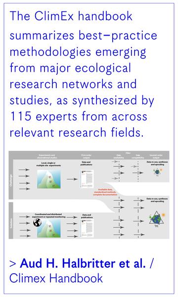 Aud H. Halbritter et al. / ClimEx Handbook