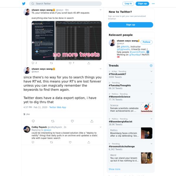 shawn swyx wang🤗 on Twitter