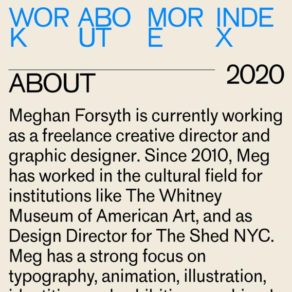 Meghan Forsyth