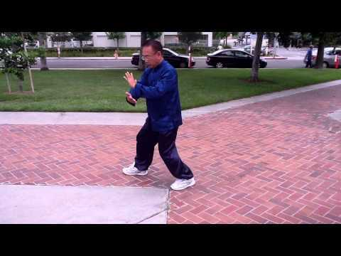 This is instructional video of Taichi Exercise for Health Series, Taichi Form 32 Combination, Level 4 Front View. For Martial Arts enthusiasts, i urge you to find a good, experience master that can help you in your quest of mastering Taichi Applications Self-Defense.
