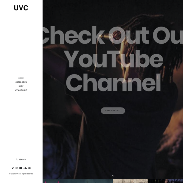 UVC - The Hub For Underground Artists & Producers