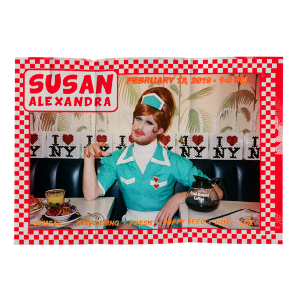 Susan Alexandra  x Audrey Voltz