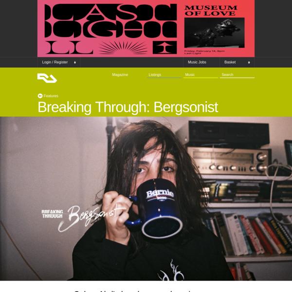 Breaking Through: Bergsonist