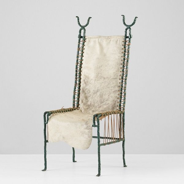 Elizabeth Garouste and Mattia Bonetti, Barbare chair