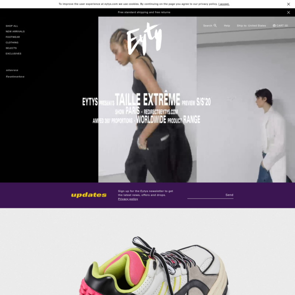 Eytys - Official Online Shop