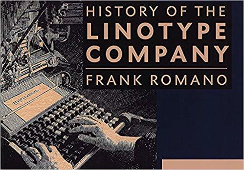 History of the Linotype Company, Frank Romano