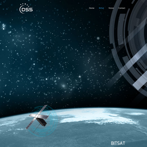 BitSats are nano-satellites that operate in low Earth orbit (LEO) providing an open platform for communication and computing systems, delivering unique advantages over current solutions with improved availability, security and lower cost. Financial applications are one example of BitSat's value add capabilities. BitSat has been optimized for Bitcoin and crypto-currency applications.