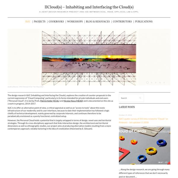 IICloud(s) - Inhabiting and Interfacing the Cloud(s)