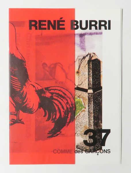 2012 | COMME des GARCONS RENE BURRI