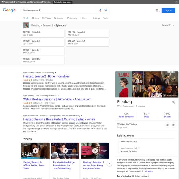 fleabag season 2 - Google Search