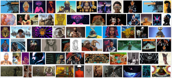 Search of Afrofuturism