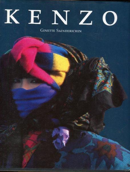 1989 | KENZO Sainderichin, Ginette