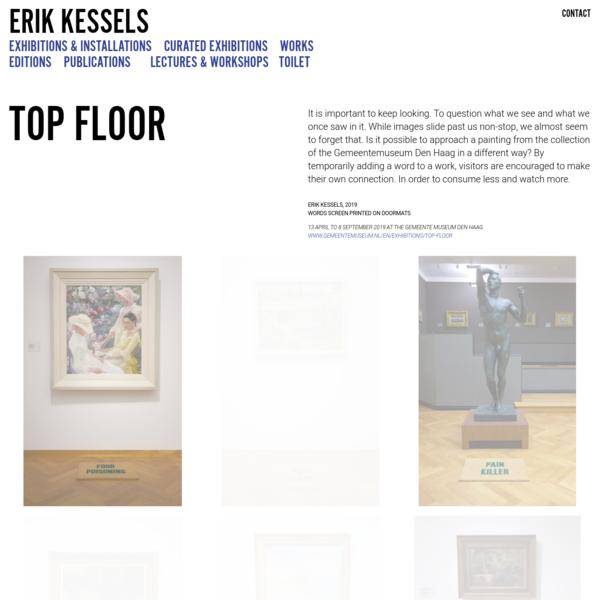 Top Floor - ERIK KESSELS