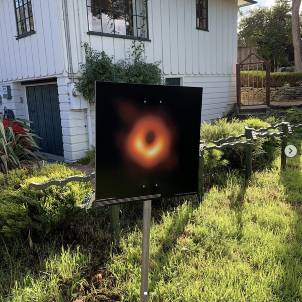 Black Hole Sign