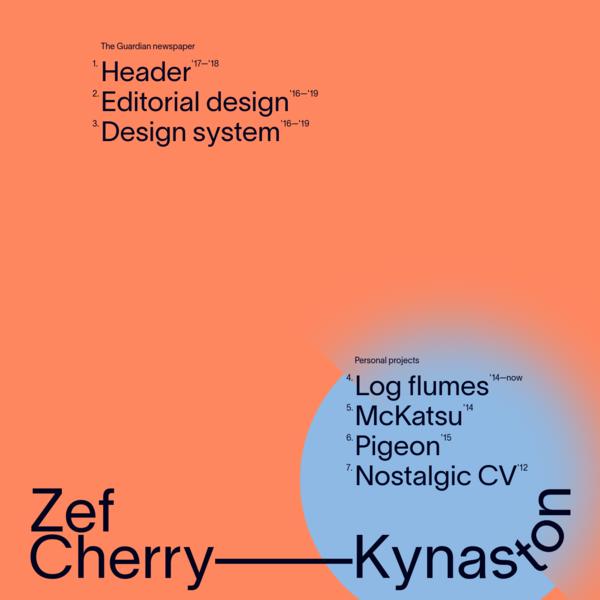 Zef's Website