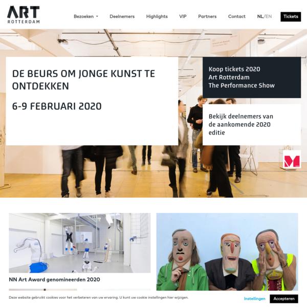 Home - Art Rotterdam