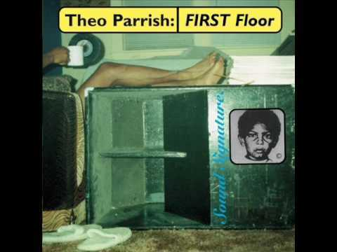 Theo Parrish - Electric Alleycat