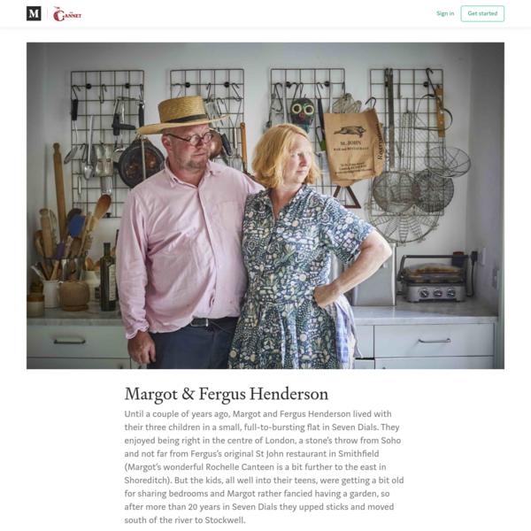 Margot & Fergus Henderson